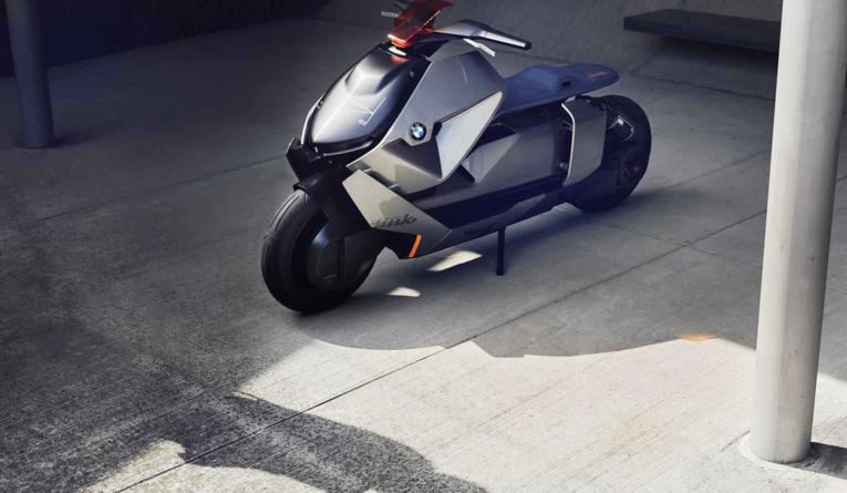 """""""BMW""""дан келечектин электр скутери"""